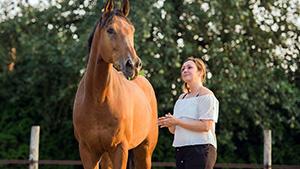 Coachen met paarden voor persoonlijke ontwikkeling - Eleonore EQuus