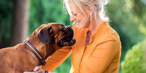 Workshops voor honden en hun baasjes - Eleonore EQuus